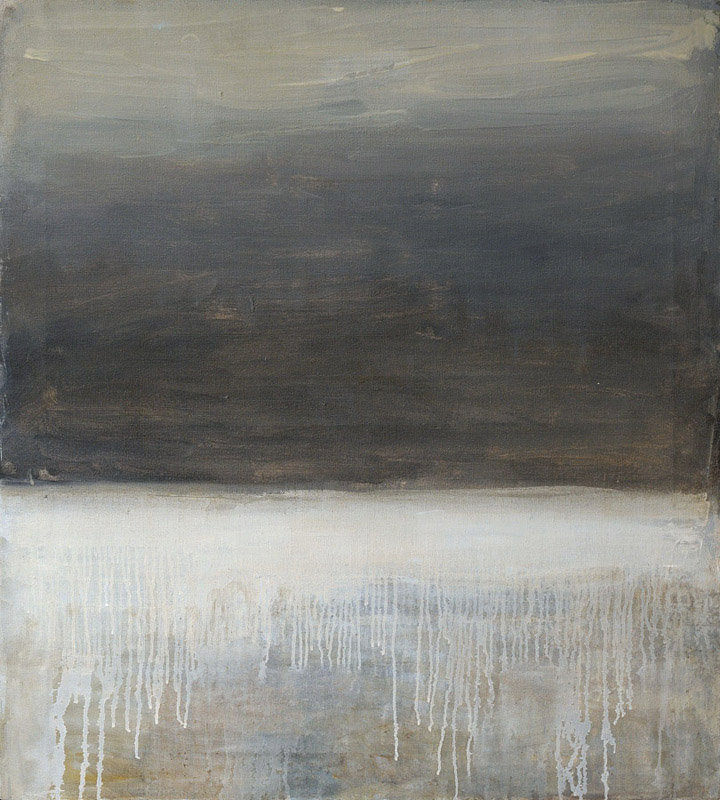 Landscape No.4. 80x100; oil on canvas; 2009 Private collection, USA