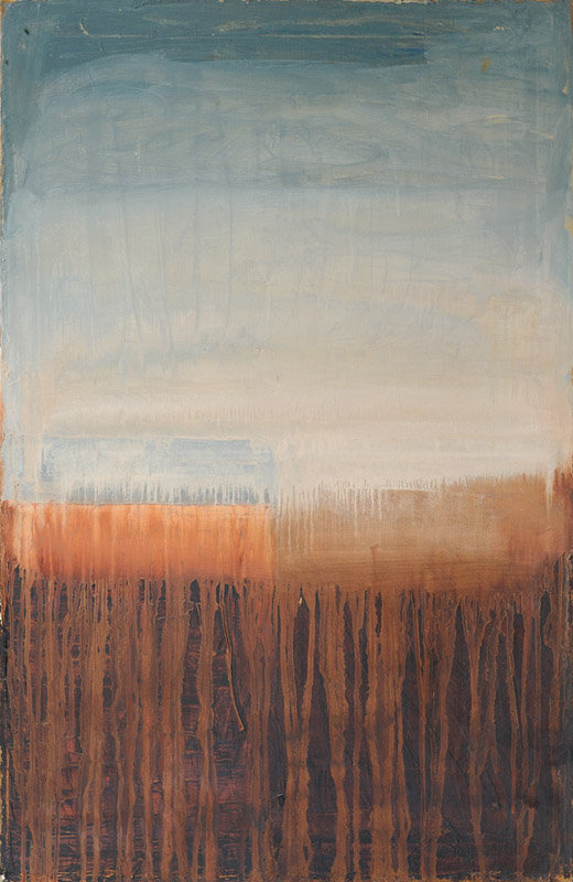 Landscape No.5. 60x100; oil on canvas; 2009